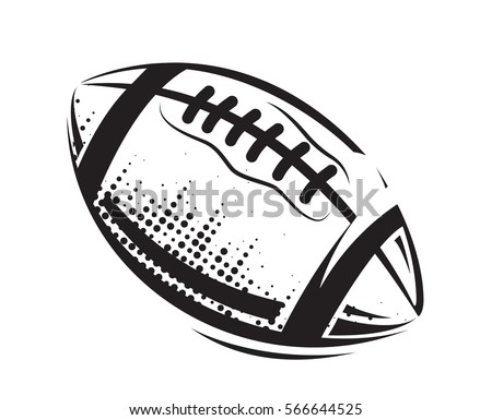 american football icons ball isolated on stock vector 566644525 rh shutterstock com american football vector art american football vector background