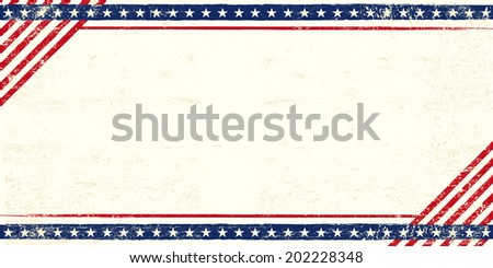 large postcard size