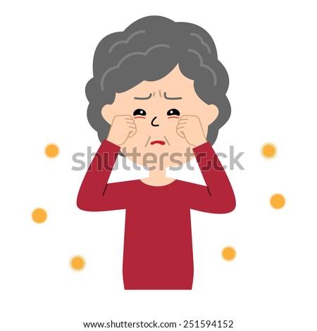 Itchy emoticon