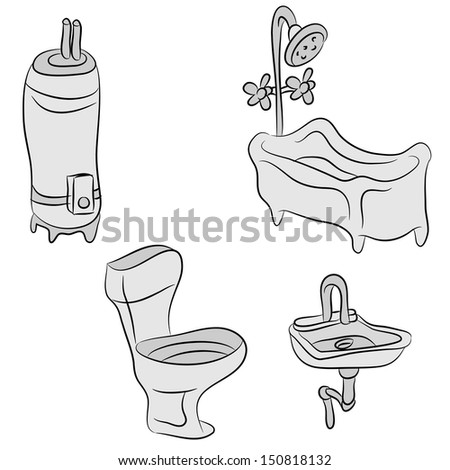 An image of a plumbing objects.