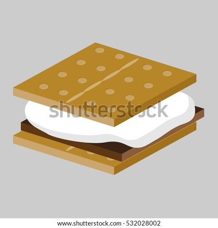 An image of a Smores Treat.