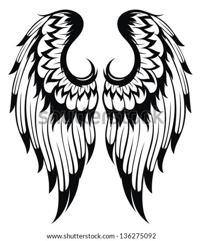 Angel Wings Stock Images, Royalty-Free Images & Vectors | Shutterstock