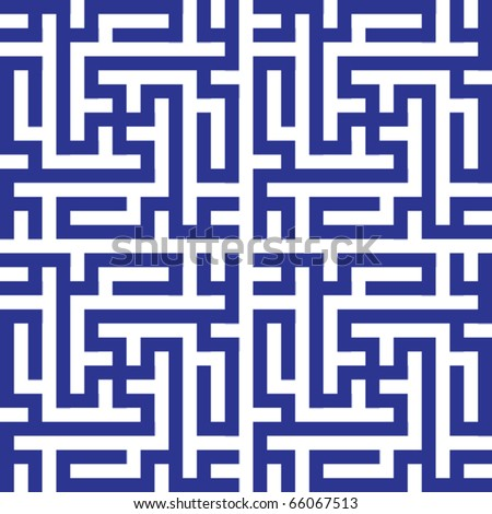 Angular Kufic pattern