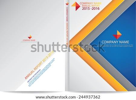 Annual Report Template Design Free Annual Report Cover Design