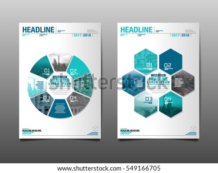 annual report 20172018future business template layout design cover book