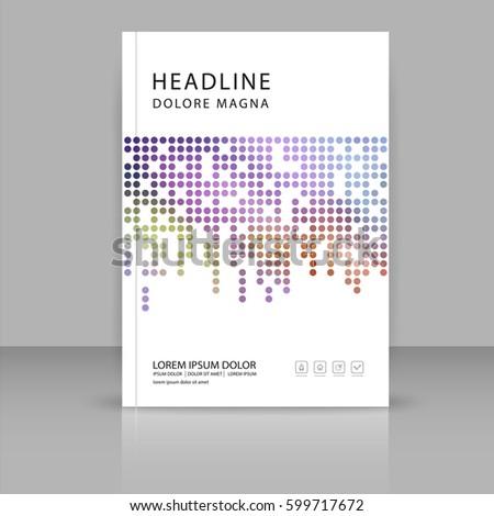 Portfolio de MariaSG sur Shutterstock – Book Report Cover Page Template
