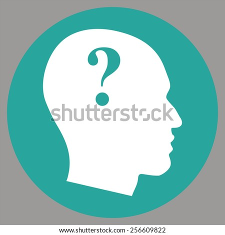 anonymous male profile picture emotion, silhouette profile avatar - stock vector