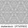 Arabesque decor. Seamless pattern. Vector Illustration. - stock vector