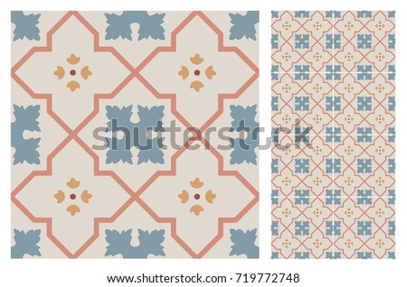 Delighted 16X32 Ceiling Tiles Tiny 18 Inch Floor Tile Solid 18 X 18 Ceramic Tile 20 X 20 Floor Tile Patterns Youthful 24 X 24 Ceiling Tiles Red3 X 12 Subway Tile Arabic Patter Style Tiles Wall Floor Stock Vector 719772748 ..