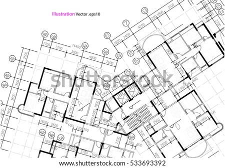 Architectural background architectural plan construction drawing architectural background architectural plan construction drawing landscape malvernweather Images