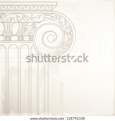 Architecture Design Background architectural design background eps10 stock vector 128742338
