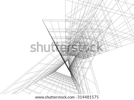 Architecture Design Background architecture building design background stock vector 314481575