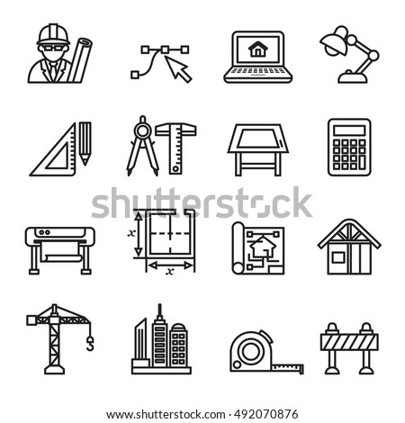 Architecture Icon Stock Images, Royalty-Free Images ...