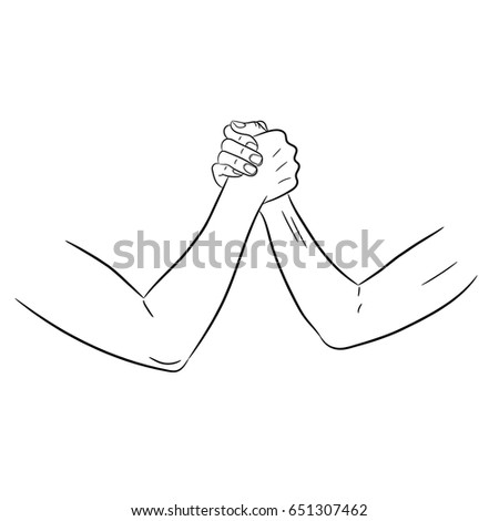 armwrestling stock images royaltyfree images amp vectors