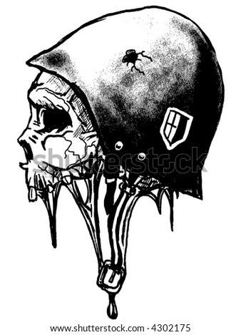 Army Skull Stock Images Royalty Free Images Amp Vectors