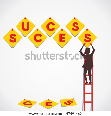 arrange word make success word vector