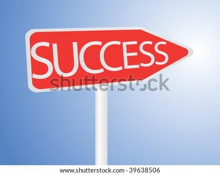 arrow sign vector - stock vector