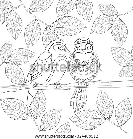 Book Anti Stress Art Therapy Coloring Pages