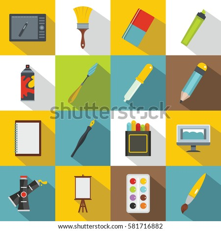 Drawing tools stock images royalty free images vectors for Online drawing tool