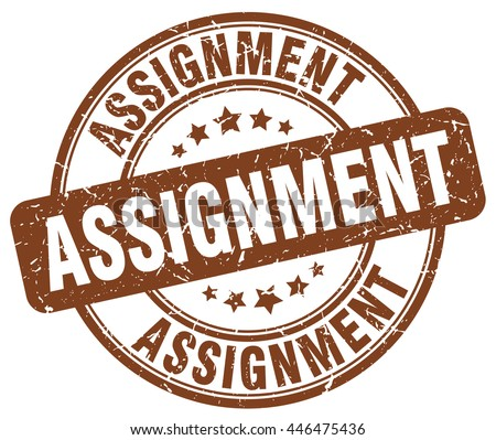 assignment s