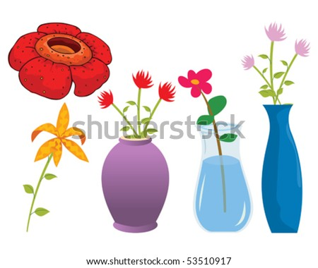 Vase Cartoon Stock Images, Royalty-Free Images & Vectors ...