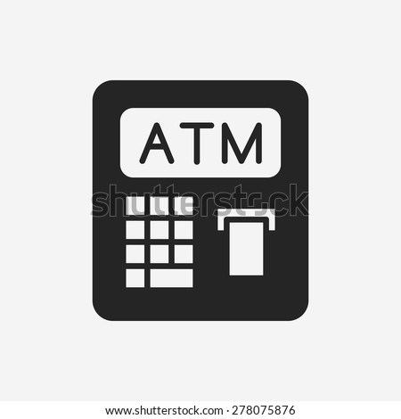 Atm Icon Stock Images,...