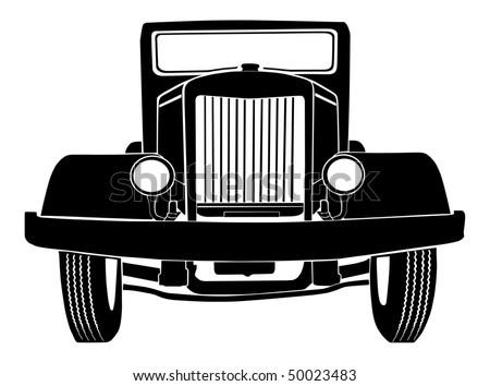 Auto - stock vector