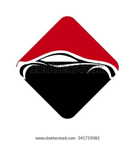 Auto Car Logo template - stock vector