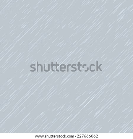 Autumn background with rain - stock vector