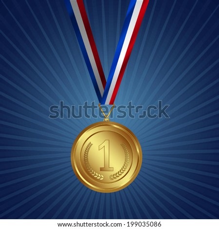 Award Medal/ Shield with ribbon in Vector.  Useful elements for your layout design, Premium Quality, Genuine and Satisfaction, Easy to Edit. - stock vector