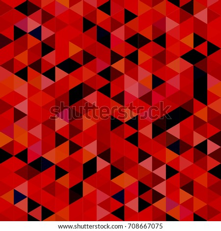 awesome geomeric abstract poligonal mosaic triangle stock vector