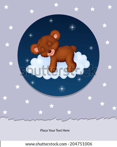 winter sleep stock images royalty free images vectors. Black Bedroom Furniture Sets. Home Design Ideas