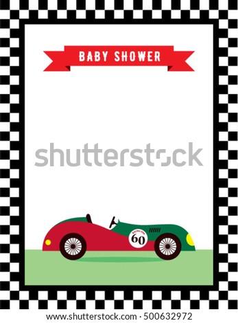 Children Racing Cars Banco de imágenes. Fotos y vectores libres de ...