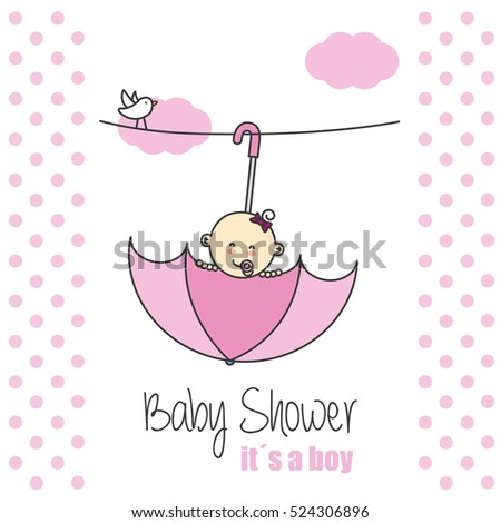 baby shower. It´s a girl