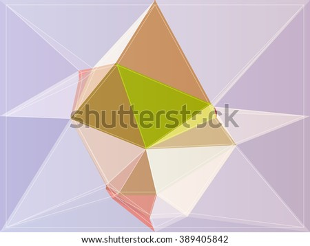 backdrop vector texture origami modern wallpaper concept