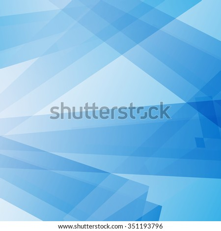 Background, abstraction, forms, intersection, compositing, vector, banner, illustration - stock vector