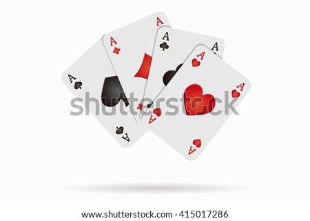 background four aces