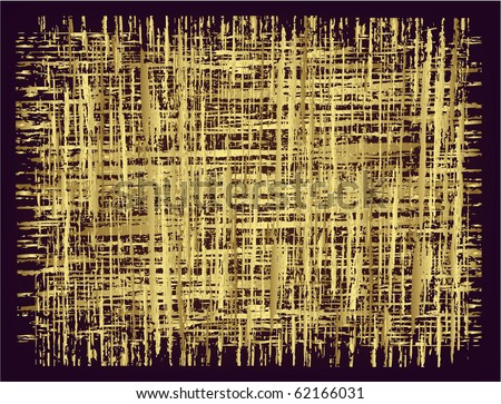 Background gold vector - stock vector