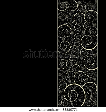 Background pattern - stock vector