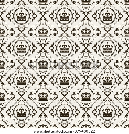 Background pattern,baroque,baroque wallpaper,baroque art,baroque design,baroque pattern,baroque background,baroque ornaments,baroque vector,baroque illustration,black and white, background - stock vector