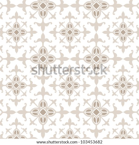 background pattern elements - stock vector