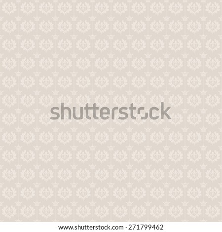 Background Pattern. Line Design. Seamless Pattern. Endless Texture. Modern Pattern. Vintage Style. Vector Background. Decorative Wallpaper for Walls, Web Page Background. Pastel Color - stock vector