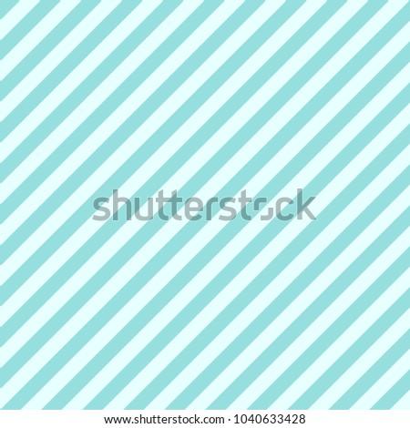 Background Pattern Stripe Seamless Vector Texture Green Aqua Pastel Two Tone Colors Wallpaper Backdrop Diagonal