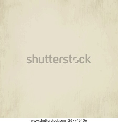 Background texture of old paper. Vintage, retro. - stock vector