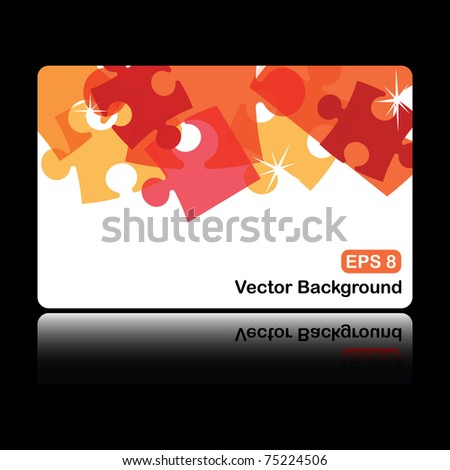 Background, vector EPS version 8 - stock vector