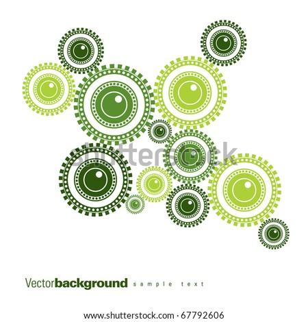 Background. Vector Illustration. Eps10 Format. - stock vector