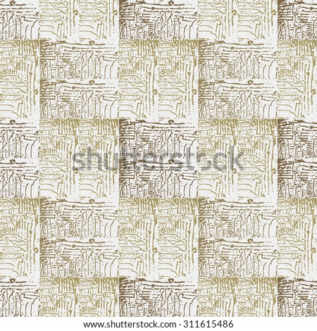 Background vector illustration of a seamless abstract pattern of broken lines.