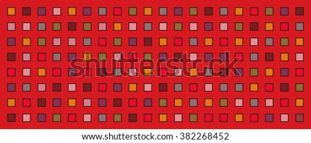 background wallpaper illustration color squares decorative simple modern abstract art