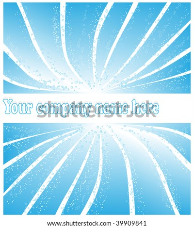 Background with copyspace for text - stock vector