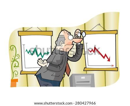 Chief Financial Officer Stock Vectors & Vector Clip Art ...